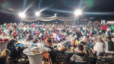 Събитието се организира за пети пореден път. Снимки Община Варна
