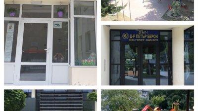 Две са заведенията, в които ще приемат деца на медици във Варна. Колаж Община Варна