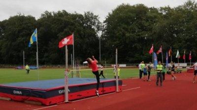 Спортистите участваха в младежките игри в град Олборг, Дания. Снимки Община Варна