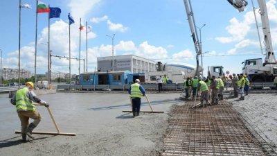 Ремонтните дейности трябва да приключат за срок от 45 дни. Снимки Община Варна
