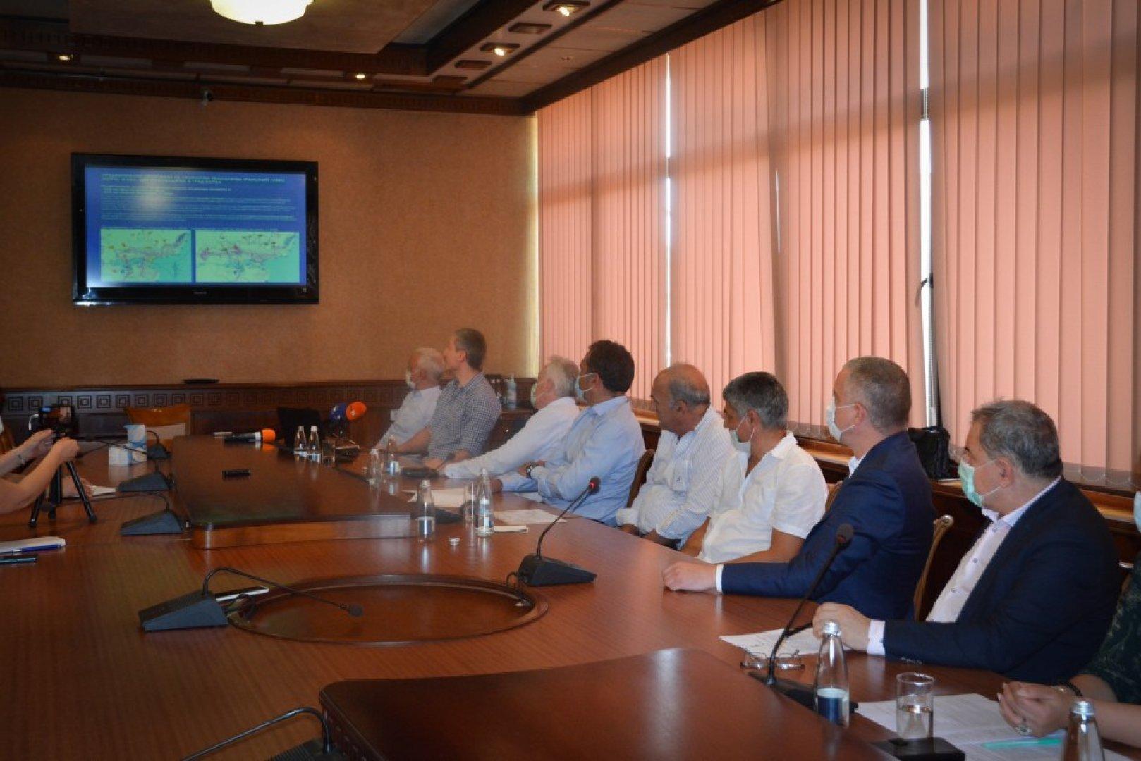 Проучванията бяха представени в сградата на Община Варна. Снимки Община Варна