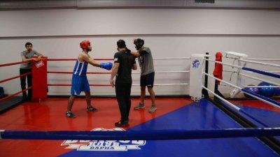 Залата е отворена за всички боксови клубове в морската столица. Снимки Община Варна