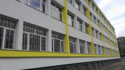 Учениците ще учат на две смени. Снимка Община Варна