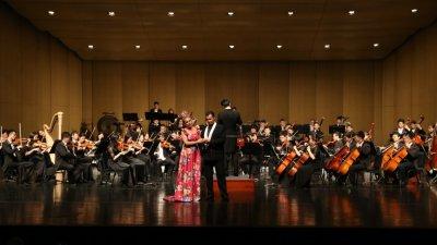 Концертът се състоя в град Нимбо. Снимки Община Варна