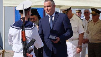 Връчването на отличията се състоя на специална церемония. Снимки Община Варна