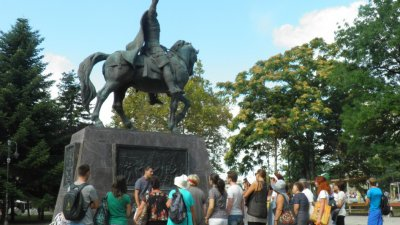 Туровете ще се провеждат за шеста поредна година. Снимка Архив Община Варна