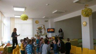От понеделник децата отново ще посещават детското заведение. Снимка Община Варна