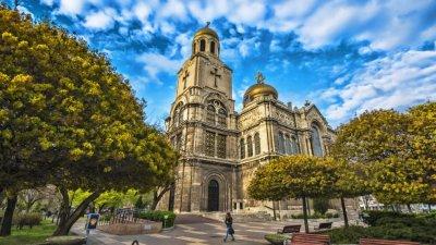 Двадесет и два православни храма във Варна ще бъдат дезинфикцирани. Снимка Община Варна