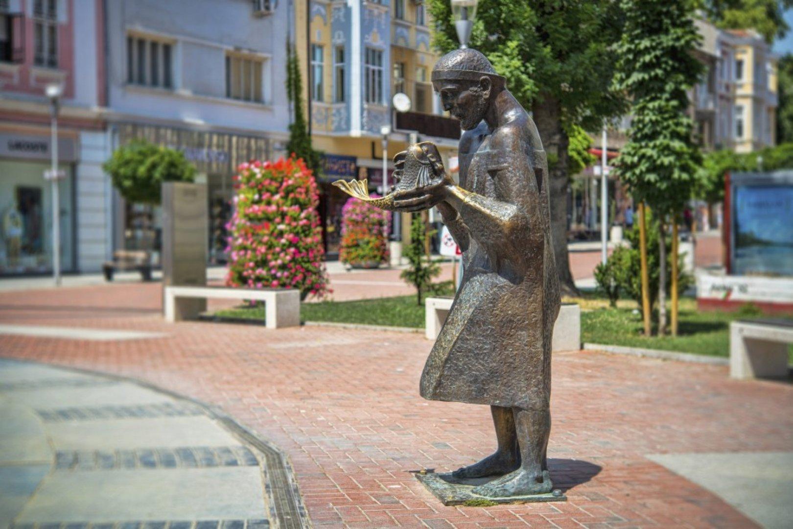 Изложбата ще бъде открита на 1-ви юли. Снимка Община Варна