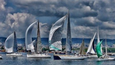 200 са ветроходците, които с 30 яхти ще участват в надпреварата. Снимка Архив Община Варна