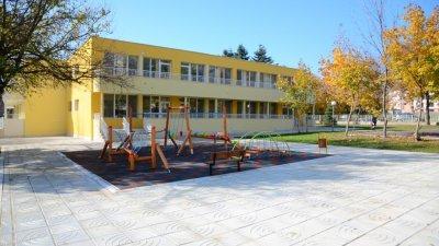 Градините и училищата са затворени от края на ноември. Снимка Община Варна