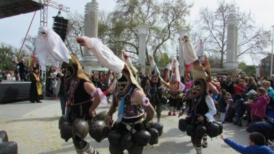 Карнавалът ще се проведе на 13-ти април. Снимка Архив