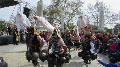 Карнавалът тази година ще се проведе на 13-ти април. Снимка Община Варна