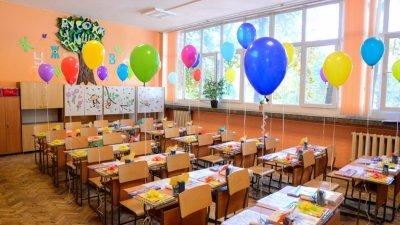 199 деца са записани в подготвителните групи за 5-годишни, а 397 - в групите за 6-годишни в училищата. Снимка Архив