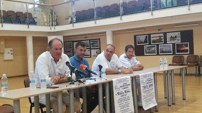 Председател на организационния комитет е кметът на община Варна Иван Портних. Снимка Община Варна