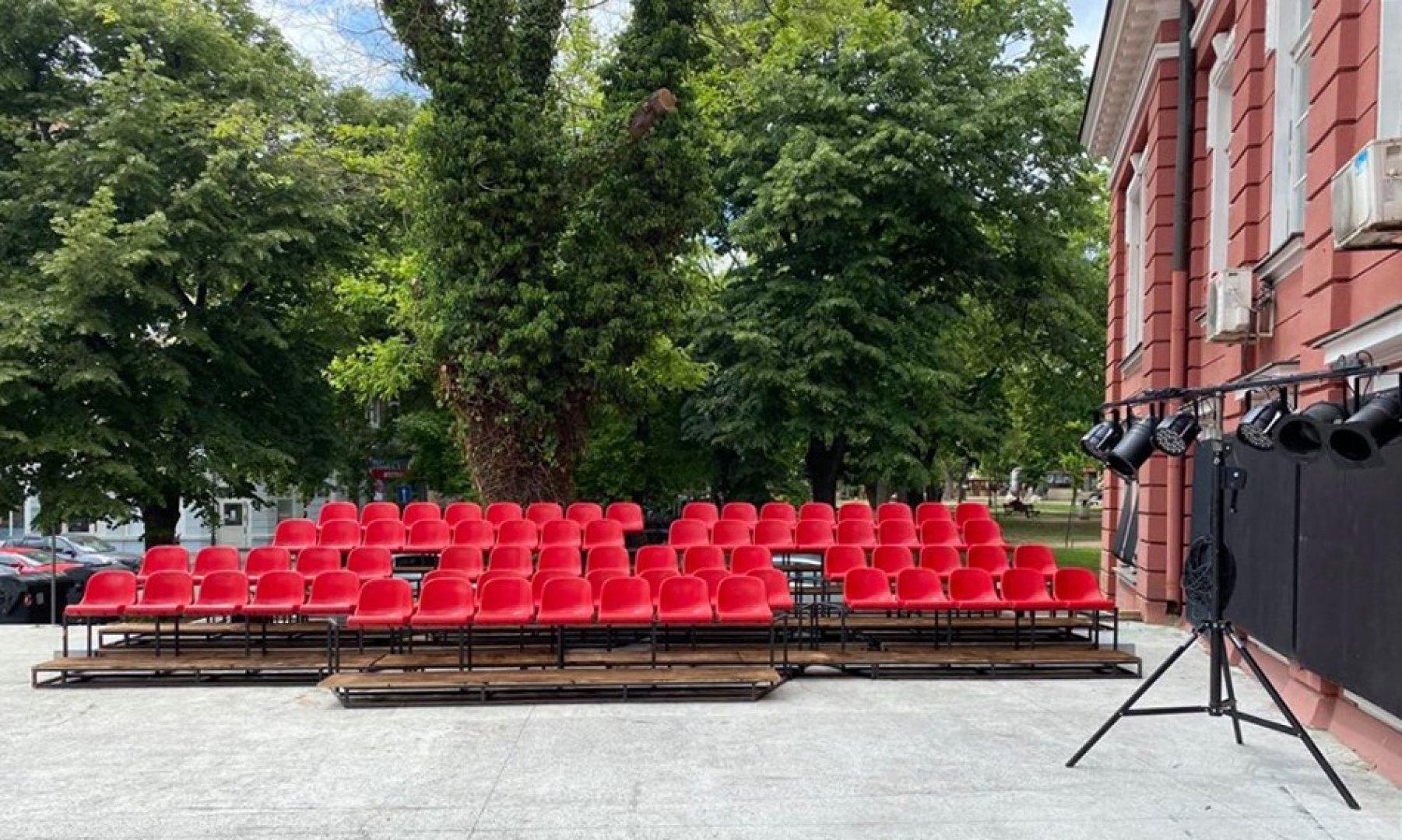 Местата са ограничени, а билетите вече са в продажба на касата на ТМПЦ- Варна. Снимка Община Варна