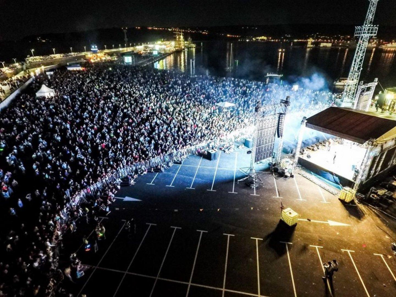 Празничният концерт е от 21.30 часа на 15-ти август. Снимка Архив