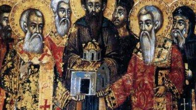 Светимъченик Евдоксий бил военачалник при царуването на Диоклетиан (284-305 г.). Живеел като ревностен християнин