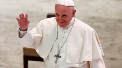 Посещението на папата ще продължи от 5-ти до 7-ми май. Снимка Монитор