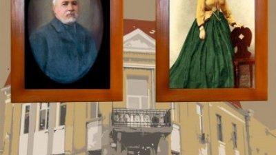 Изложбата ще бъде подредена във витрините до Часовника. Снимки Община Бургас