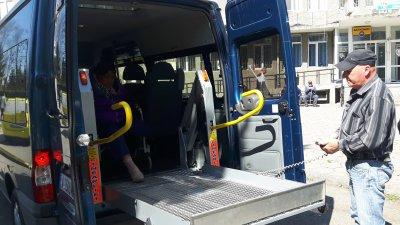 Автомобилът обслужва всички пациенти от региона. Снимка УМБАЛ - Бургас