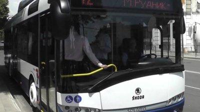 Зимното разписание на тролеите ще се отрази на бюджета на пътуващите