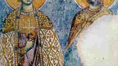 По това време в Автиохия се намирал египетският управител Артемий, известен като славен воин още при Константин Велики